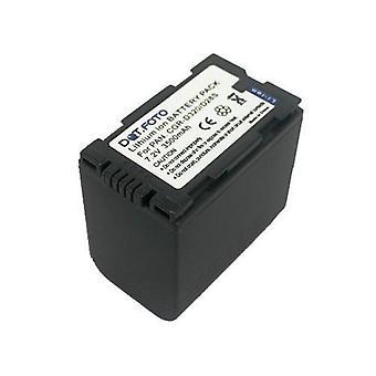 Dot.Foto - 7.2 v からグルンディッヒ BPL 98 交換用バッテリー/3500 mah - 2 年間の保証