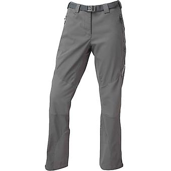 Montane Women's Terra Ridge Pant Short Leg - Mercury/Zanskar Blue
