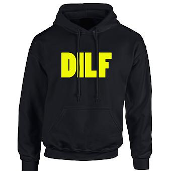 Dilf Unisex Hoodie 10 Colours (S-5XL) by swagwear