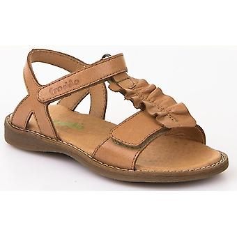 Froddo Girls G3150118-2 Sandals Cognac