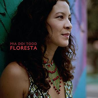 Mia Doi Todd - Floresta [CD] USA import