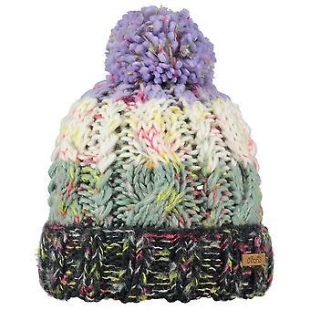Barts tyttöjen Sandy käsi lämmin pehmeä Fleece vuorattu muoti pipo hattu neulotaan