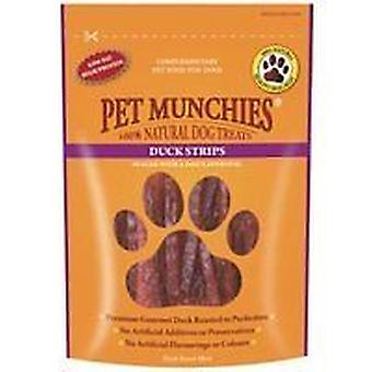 Pet Munchies Duck Strips Dog Treats, 100 g