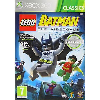 LEGO Batman The Videogame - Classics Edition (Xbox 360) - Fabrik versiegelt