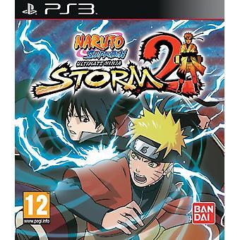 Naruto Shippuden Ultimate Ninja Storm 2 (PS3) - Neu