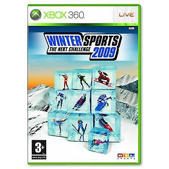 Winter Sports 2009 (Xbox 360) - Werksgedichtet