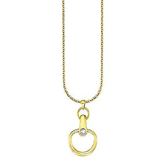 s.Oliver juvel damer chain rustfrit stål guld SO1272/1 - 9111350