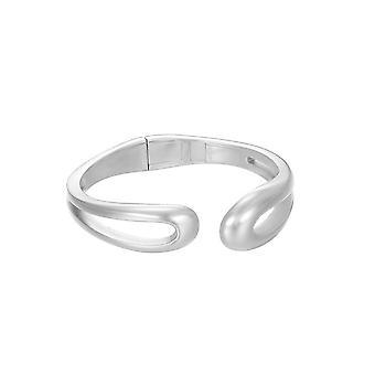 Joop women's Bangle steel Silver SILHOUETTE JPBA10087A600