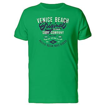 Venice Beach Surf Company Tee Men's -Image by Shutterstock