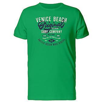 Venice Beach Surf Company T-Shirt Herren-Bild von Shutterstock