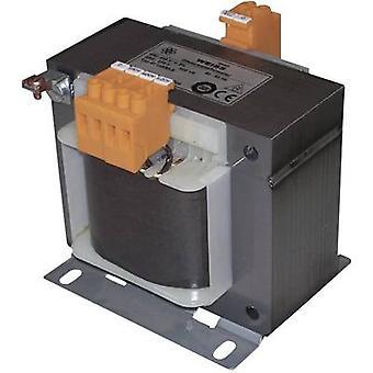 Weiss Elektrotechnik WUSTTR 500/1124 Control transformer 1 x 230 V 1 x 24 V AC 500 VA 20.83 A