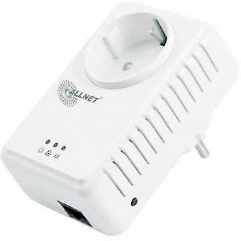 Allnet ALL168255SINGLE Powerline-adapteren 500 Mbps