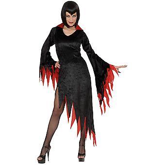 Vrouwen kostuums vrouwen Dark Meesteres Halloween kostuum