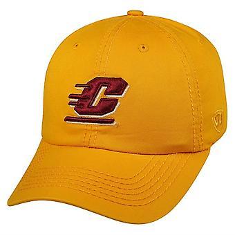 Centrale Michigan Chippewa NCAA blår besætning justerbare Hat