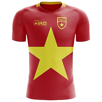 2020-2021 Vietnam Home Concept Football Shirt - Baby