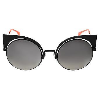 FF0177S de gafas de sol Fendi Eyeshine gato ojo VK 003 53