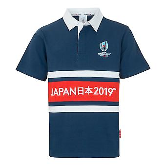 Rugby World Cup 2019 Kids Panel Rugby Shirt