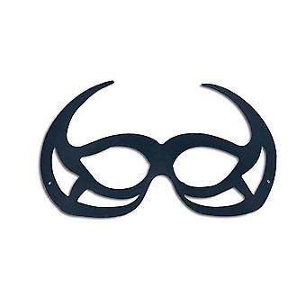 Bnov Black Demon Domino Eye Mask
