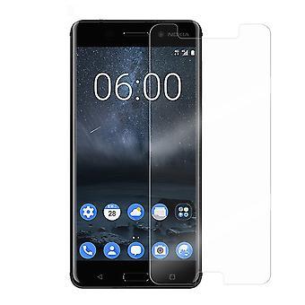 Nokia 6 gehärtetem Glas Bildschirm Schutz Einzelhandel