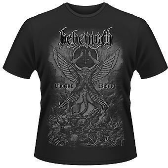 Behemoth Феникс возрождается футболку