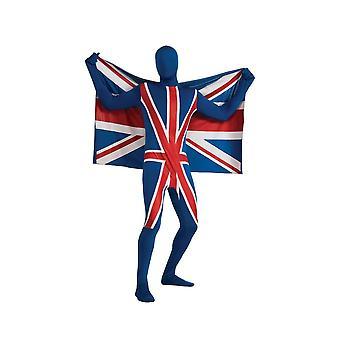 Union Jack Wear Union Jack Second Skin 'Tango Man' Suit