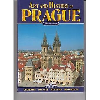 Art and History of Prague by G. Valdes - 9781861185105 Book