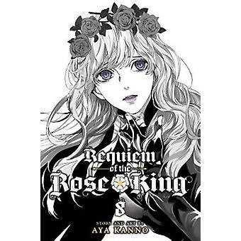 Requiem Rose kongen - Vol. 8 af Aya Kanno - 9781974700271 bog