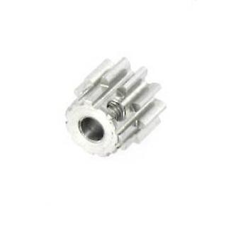 Reely Motor pinion Modul Type: 0,8 Bore diameter: 3,2 mm Nr. af tænder: 11