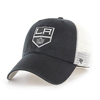 47 fire relaxed-fit Cap - CLOSER Los Angeles Kings black