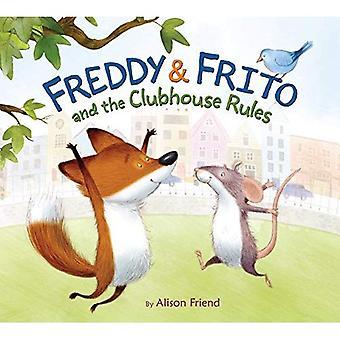 Freddy & Frito en de regels van het clubhuis