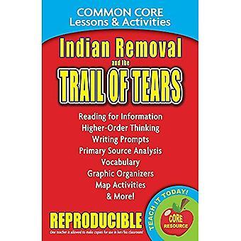 Indische entfernen und den Trail of Tears gemeinsamen Kernaktivitäten Unterricht &