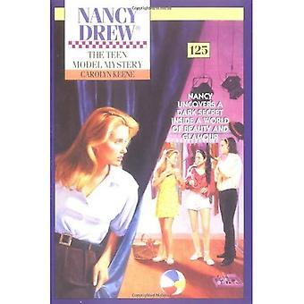 Nancy Drew pliki 125: Teen Model (pliki Nancy Drew)