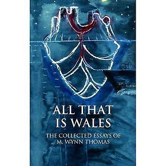 All das ist Wales: Die gesammelten Aufsätze von M. Wynn Thomas