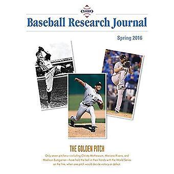 Baseball Research Journal, Volume 45 #1