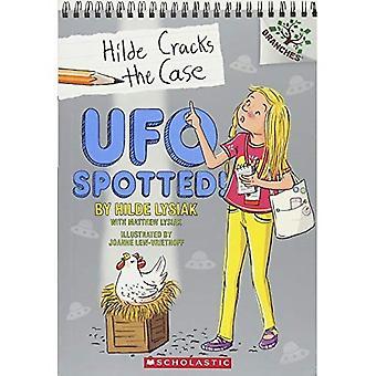 UFO gesichtet!: ein Branchen-Buch (Hilde Risse den Fall #4) (Hilde Risse den Fall)