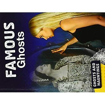 Beroemde Ghosts (lumineuze idee boeken: Ghosts en Hauntings)