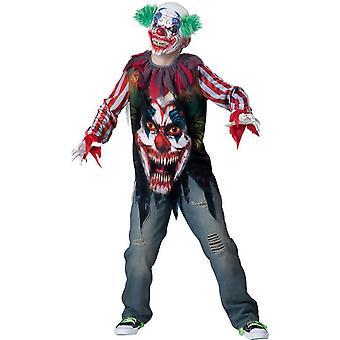 Dead Clown Child Costume - 12247