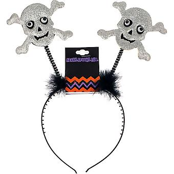 Schädel Bopper Stirnband