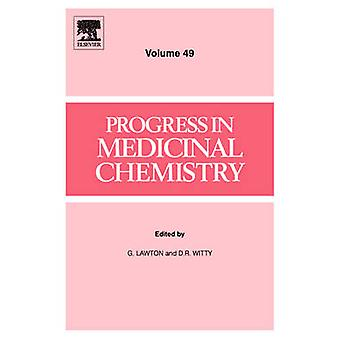Progress in Medicinal Chemistry by Lawton & G.