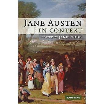 Jane Austen in context door Janet Todd