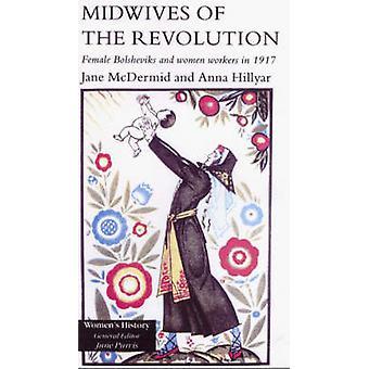 Sages-femmes des femmes travailleurs Inb 1917 révolution bolcheviks femelle. par McDermid & Jane
