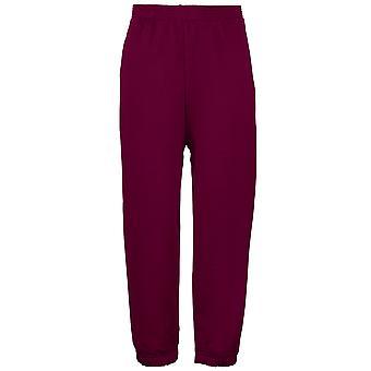 Maddins Kids Unisex Coloursure Jogging Pants / Jog Bottoms / Schoolwear (Pack of 2)