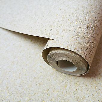 Cork textuur Wallpaper reliëf duidelijke functie muur natuurlijke & gouden Holden Decor