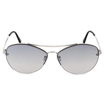 Tom Ford Margret Butterfly Sunglasses FT0566 18C 60