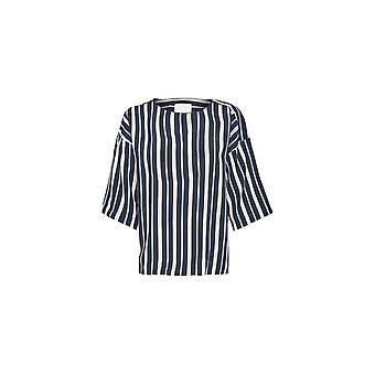 Part Two Nautical Striped Blouse - Radella 30304100