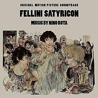 Nino Rota - Rota Nino-Fellini Satyriconoriginal S [CD] USA import