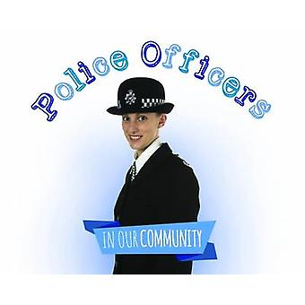 Police Officers by Amy Allaston - 9781786370006 Book
