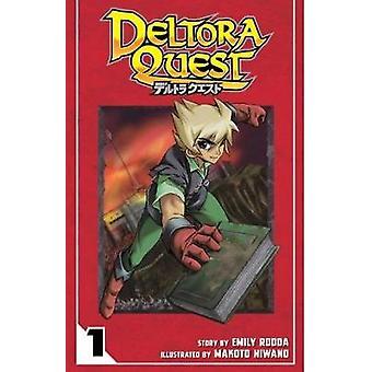 Deltora Quest 1 by Emily Rodda - Niwano Makoto - 9781935429289 Book