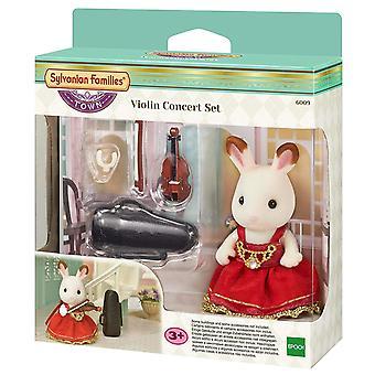 Sylvanian Families Violin Concert Playset Toy