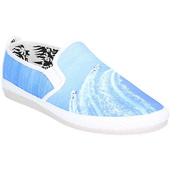 Flossy Mens Carota Printed Casual Slip On Summer Shoes